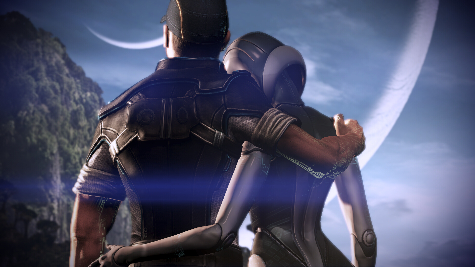 Mass effect porn sex hot naked picture