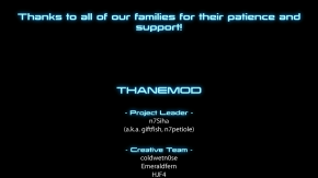 Start of ThaneMOD Credits